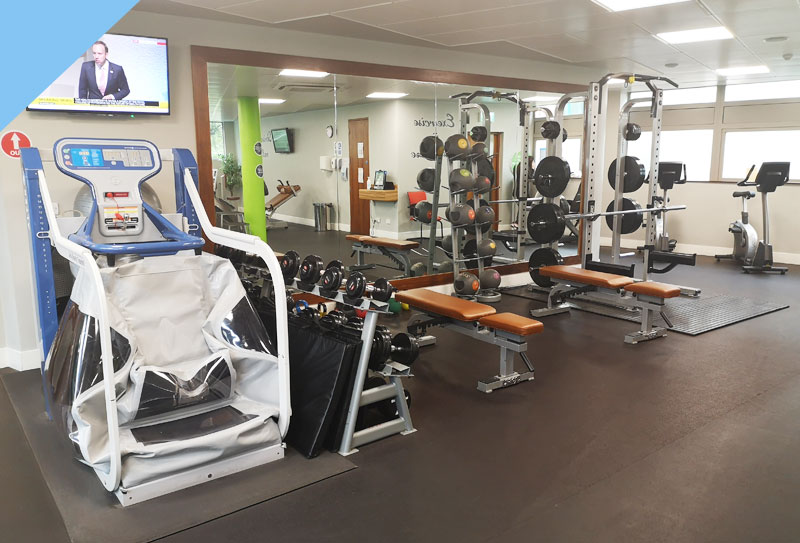 The Medfit Blackrock Gym Equipment
