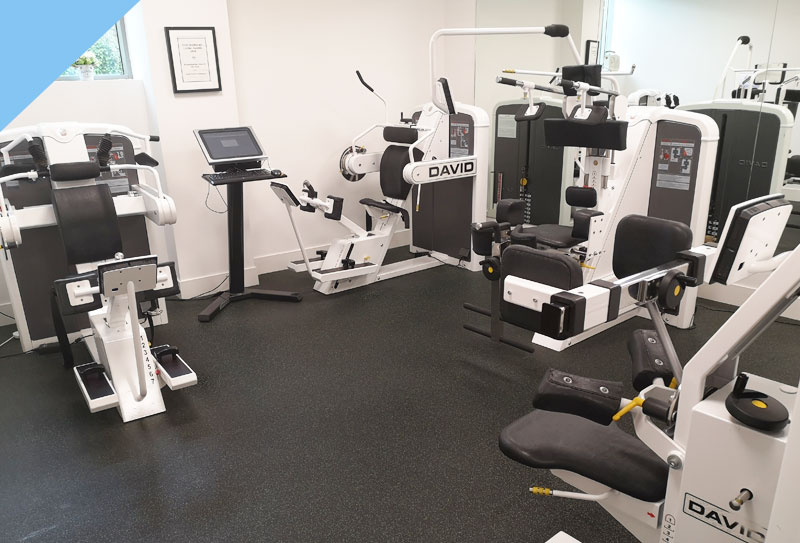 An image of specialist Gym equipment.